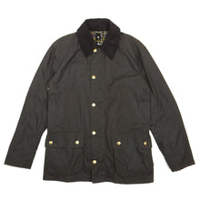 Load image into Gallery viewer, Barbour Waxed Ashby Jacket Green Medium