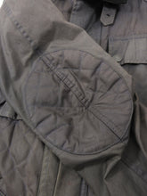 Load image into Gallery viewer, Belstaff Light Grey Workwear Quilted Coat - L