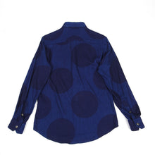 Load image into Gallery viewer, Blue Blue Japan Polka Dot Shirt Blue Size 2