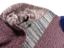 Load image into Gallery viewer, Bottega Veneta Red Heather Multi Colour Knit Sweater - M