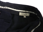 Burberry Navy Fine Two Piece Pinstripe Suit - 40