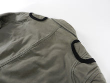 Load image into Gallery viewer, Comme des Garcons Homme Plus Army Green Military Blazer - S