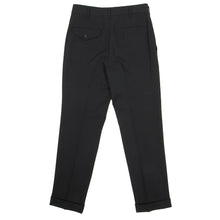 Load image into Gallery viewer, Comme Des Garcon Homme Plus Wool Trousers Black Medium