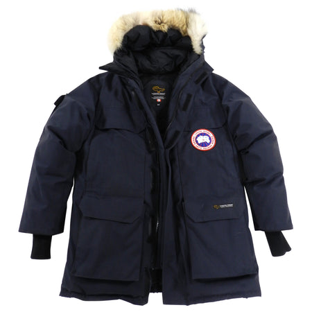 Canada Goose Black Expedition Parka - S