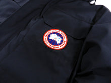 Load image into Gallery viewer, Canada Goose Black Expedition Parka - S