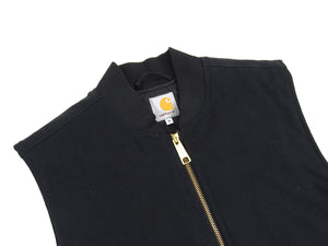 Carhartt Canvas Black Work Vest - M