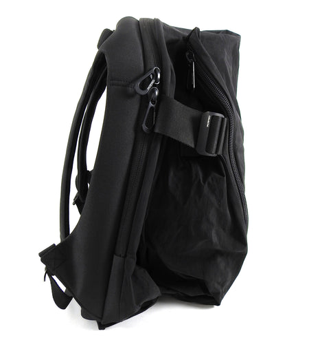 Cote&Ciel Black Isar M Memory Tech Backpack Bag