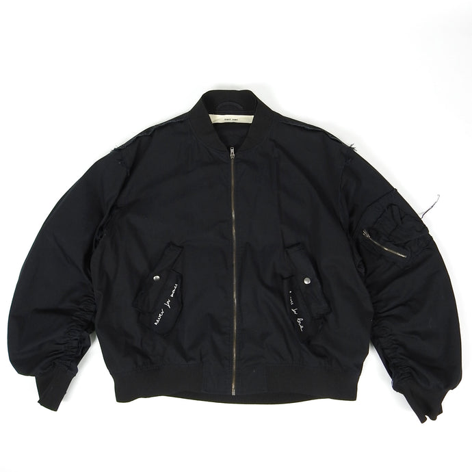 Damir Doma Bomber Jacket Black XL