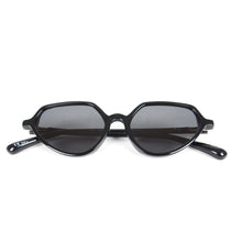 Load image into Gallery viewer, Dries Van Noten Linda Farrow 178 Sunglasses Black