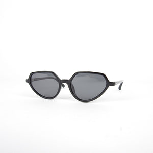 Dries Van Noten Linda Farrow 178 Sunglasses Black