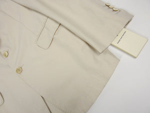 Dries Van Noten Blazer Cream Size 46