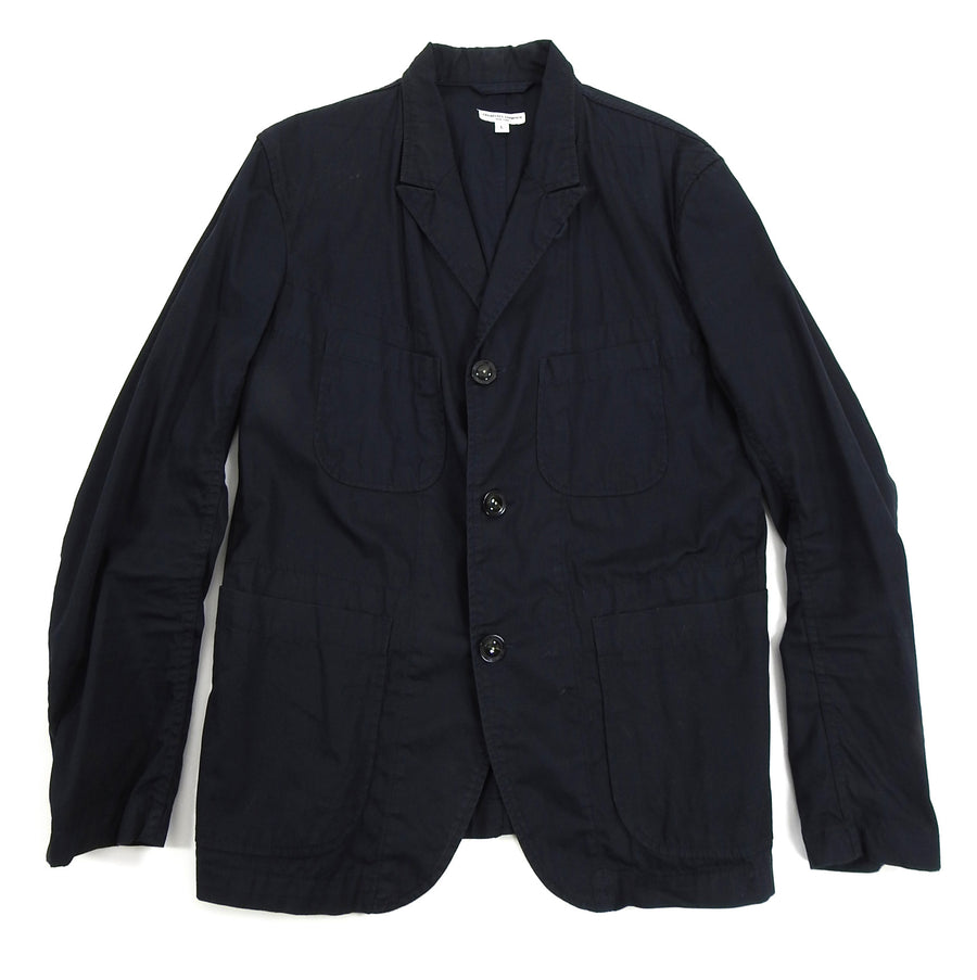 Engineered Garments Dark Navy Twill Bedford Jacket