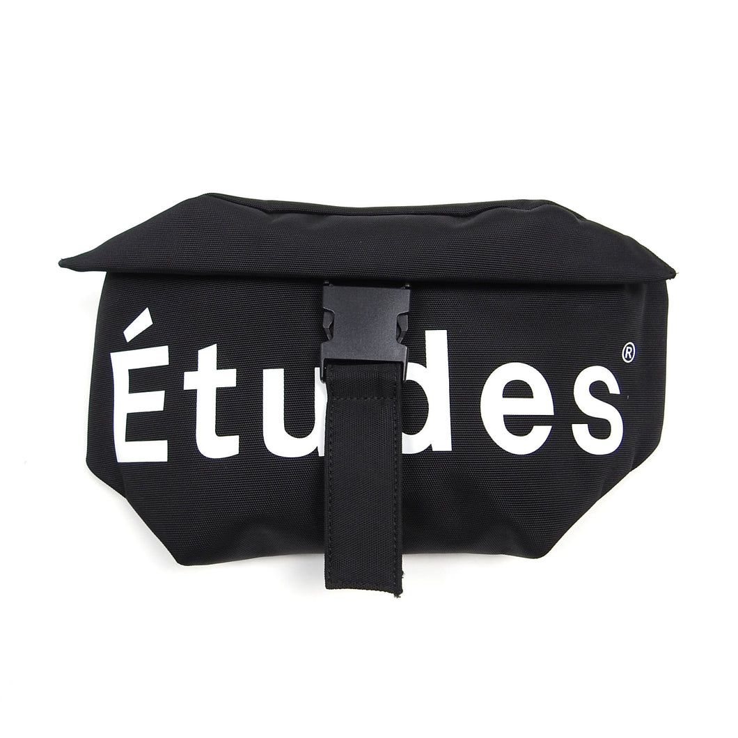 Etudes Sunday Belt Bag Black