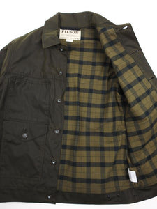 Filson Waxed Jacket Green Small