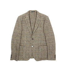 Load image into Gallery viewer, Officine Generale Wool Blazer Brown Size 48