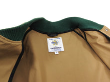 Load image into Gallery viewer, Golden Bear x Unionmade Camel Green Collar Bomber - XL