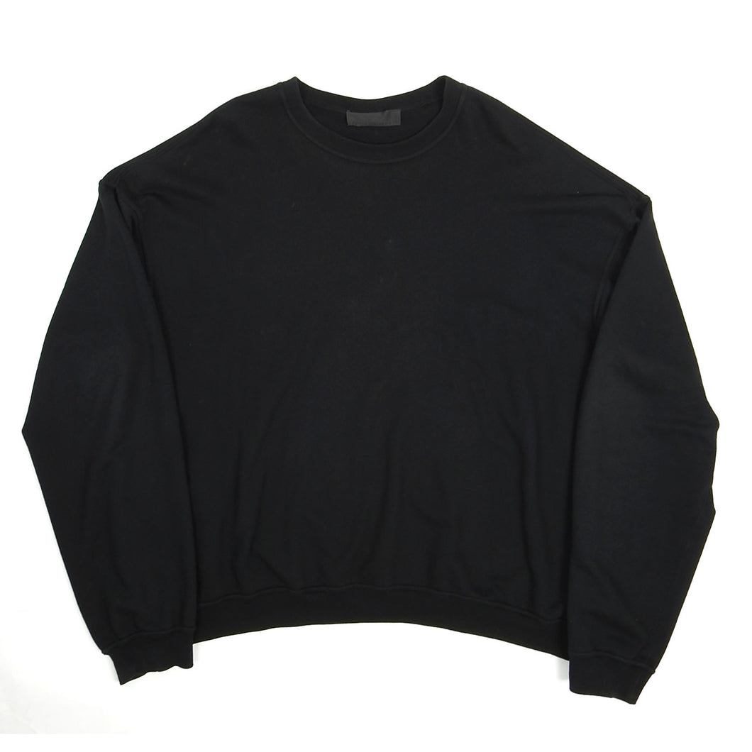 Haider Ackermann Crew Neck Sweater Black XXL