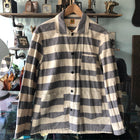 Human Made White and Grey Workman Jacket - M