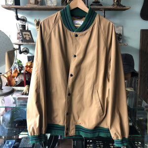 Golden Bear x Unionmade Camel Green Collar Bomber - XL