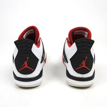 Load image into Gallery viewer, Jordan 4 2012 Retro White/Red Size 10