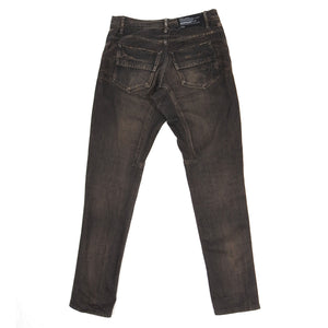 Julius SS'09 The Possessed Denim Black Size 3