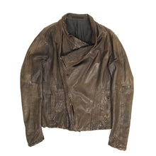 Load image into Gallery viewer, Julius FW'11/12 Halo Leather Jacket Brown 4