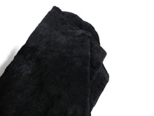Load image into Gallery viewer, Julius Fall 2013 Black Suede Distressed Trousers - XS