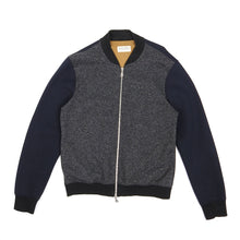 Load image into Gallery viewer, Kenzo Two Tone Bomber Grey/Navy Mediun