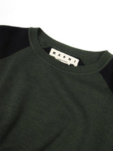 Load image into Gallery viewer, Marni Wool Sweater Green Size 48