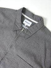 Load image into Gallery viewer, Norse Projects 1/4 Zip Shirt Grey Large