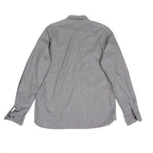 Norse Projects 1/4 Zip Shirt Grey Large