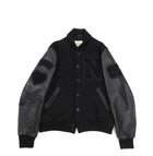 Golden Bear Nomad Edition Black Varsity Jacket