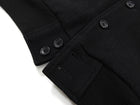 Golden Bear Nomad Edition Black Varsity Jacket - L