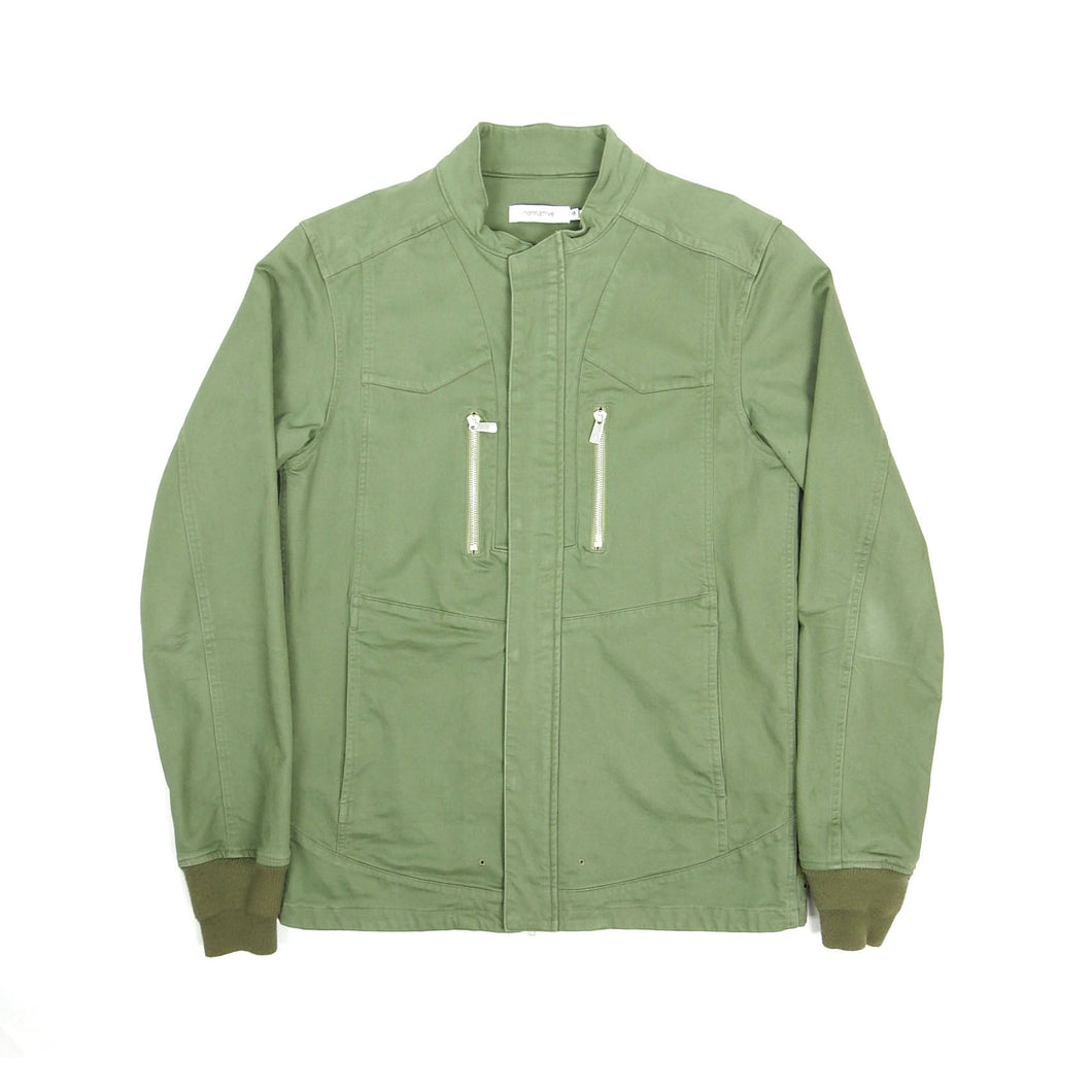 Nonnative Zip Jacket Green Size 2