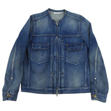 Load image into Gallery viewer, Nonnative Japanese Denim Zip Up Jacket