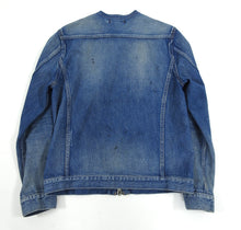 Load image into Gallery viewer, Nonnative Japanese Denim Zip Up Jacket - S