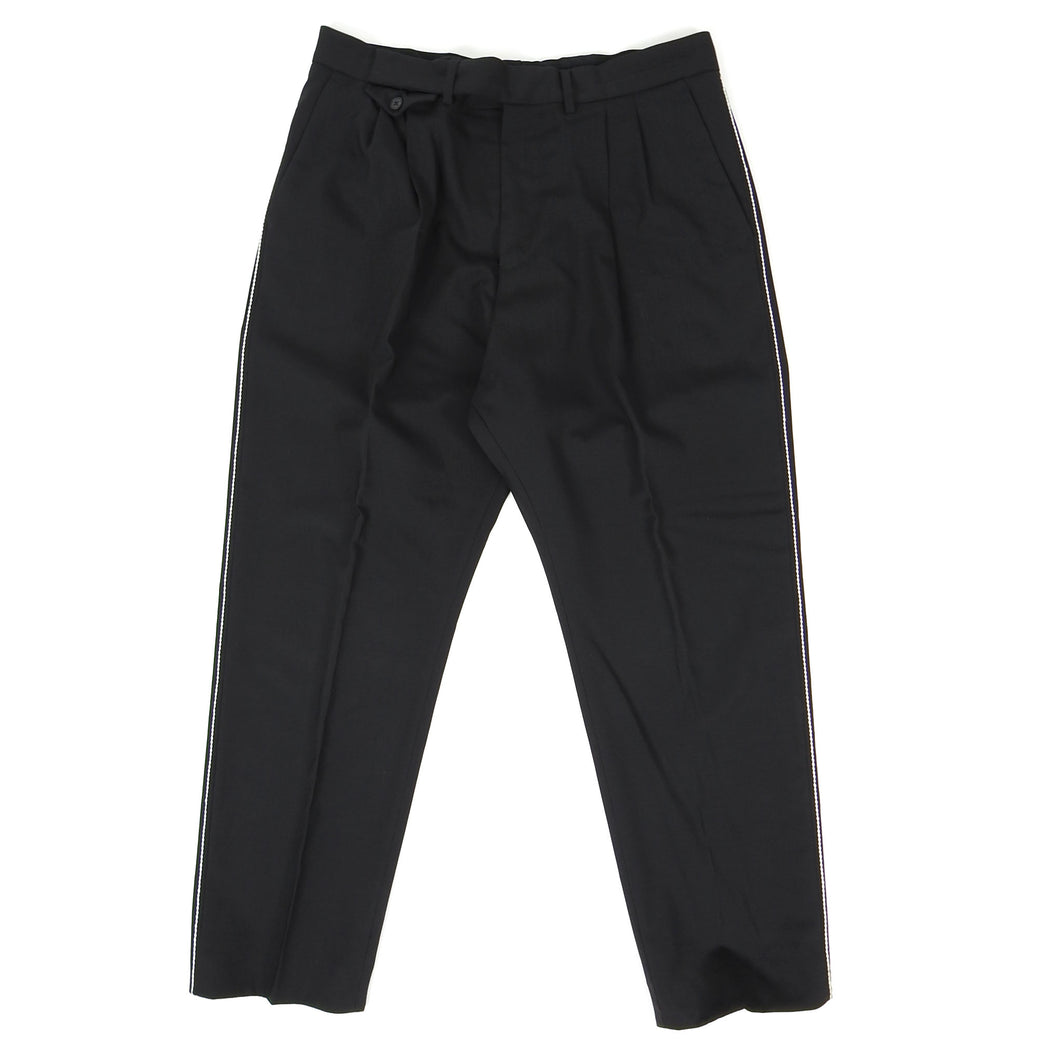 OAMC Wool Trouser Black Size 32