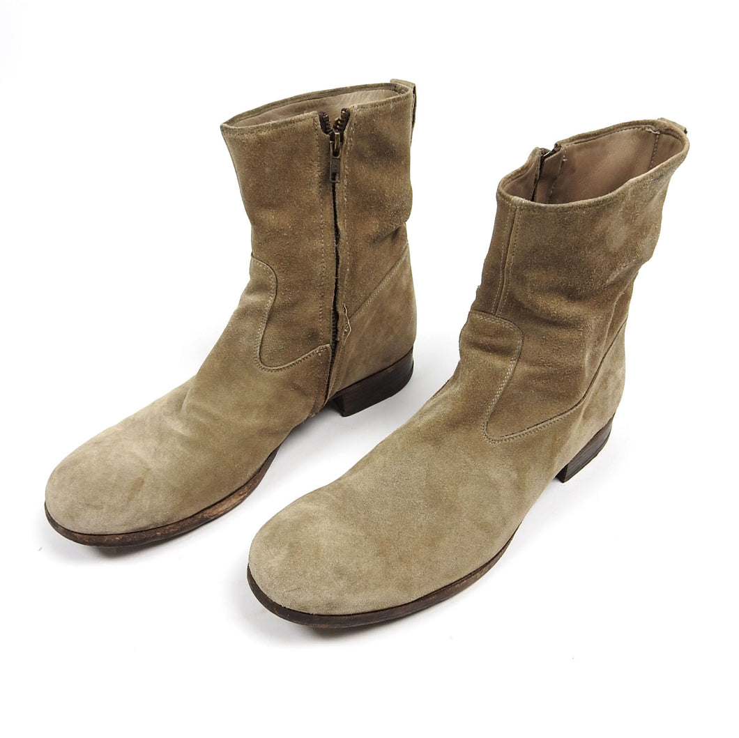 Officine Creative Suede Boots 43