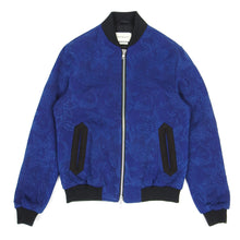 Load image into Gallery viewer, Oliver Spencer Bomber Blue 40