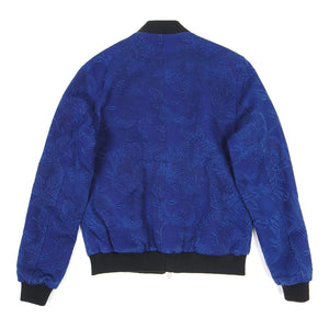 Oliver Spencer Bomber Blue 40