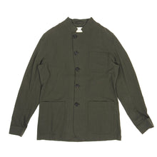 Load image into Gallery viewer, Oliver Spencer Work Jacket Olive Size 40