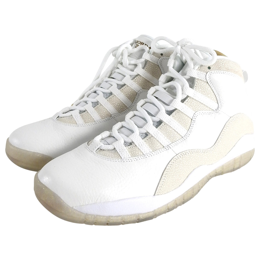OVO x Air Jordan 10 Retro White - 11