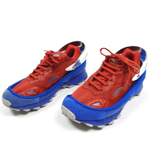 Raf Simons x Adidas Response Trail Red/Blue 7.5