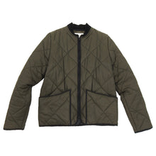Load image into Gallery viewer, Patrik Ervell FW15 Army Green Quilted Field Jacket