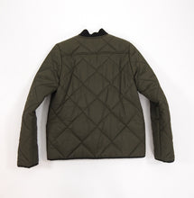 Load image into Gallery viewer, Patrik Ervell FW15 Army Green Quilted Field Jacket - S