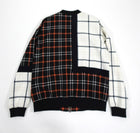 Phillip Lim 3.1 Cotton Double Plaid Bomber Jacket - L