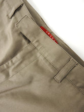 Load image into Gallery viewer, Prada Zipper Chino Beige Size 54