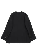 Load image into Gallery viewer, Prada Wool Black Unstructured Outerwear Blazer - L
