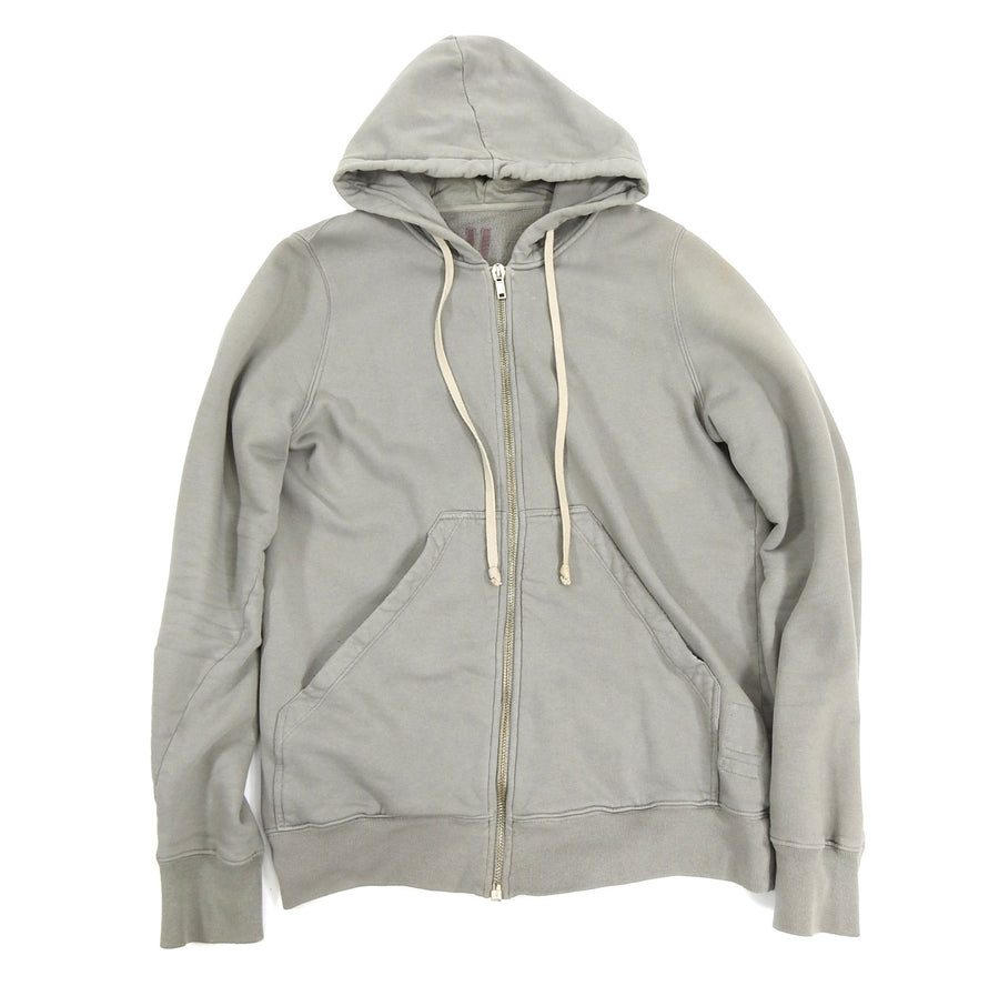 Rick Owens Drkshdw Light Grey Jason Hoodie