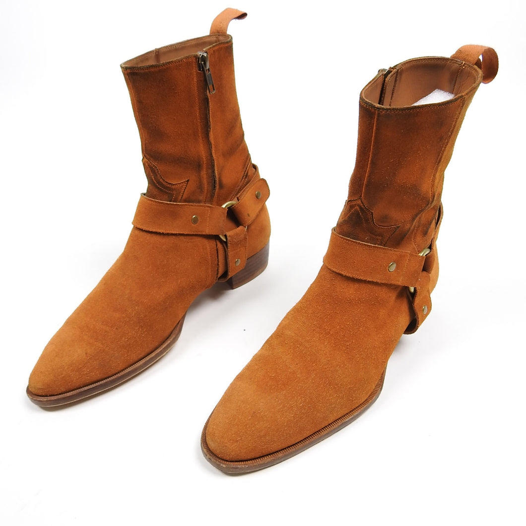 Story et Fall 560 Suede Boots 43